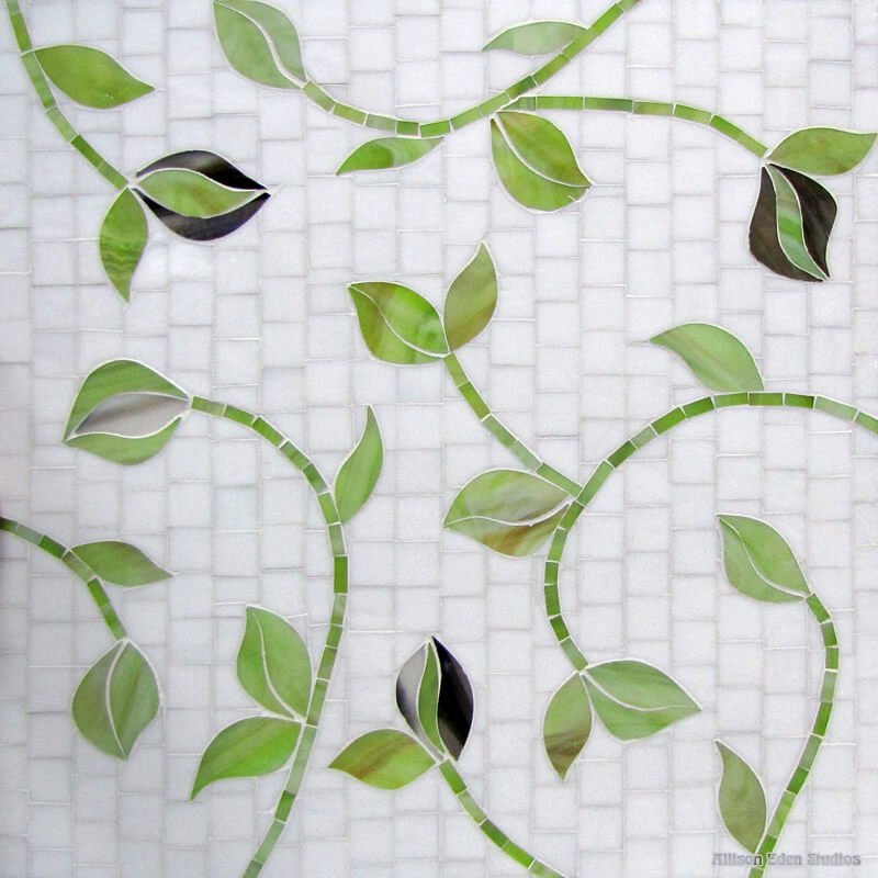 Stems and Leaves by Allison Eden