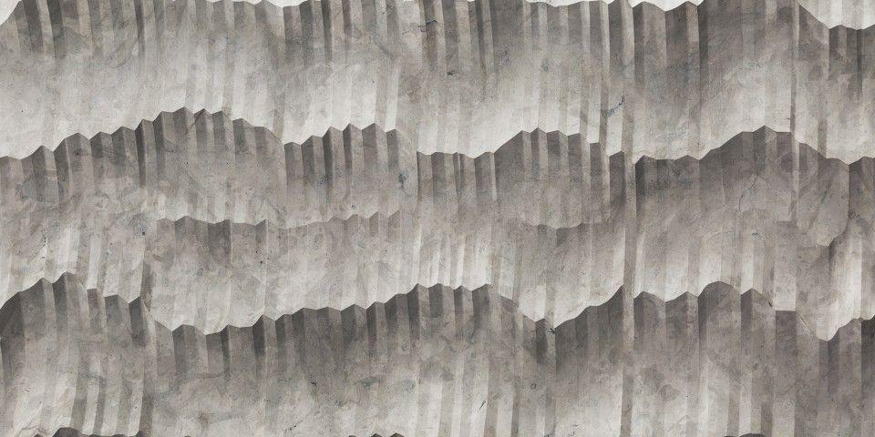 Dimensional Dune in Smoke