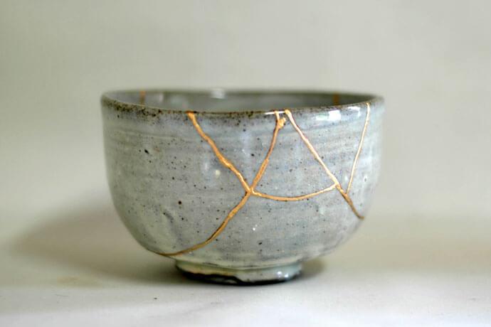 Kintsugi Bowl Honurushi