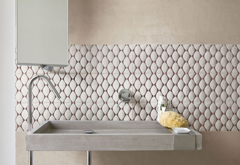 Porcelain Tile Bathroom Inspiration