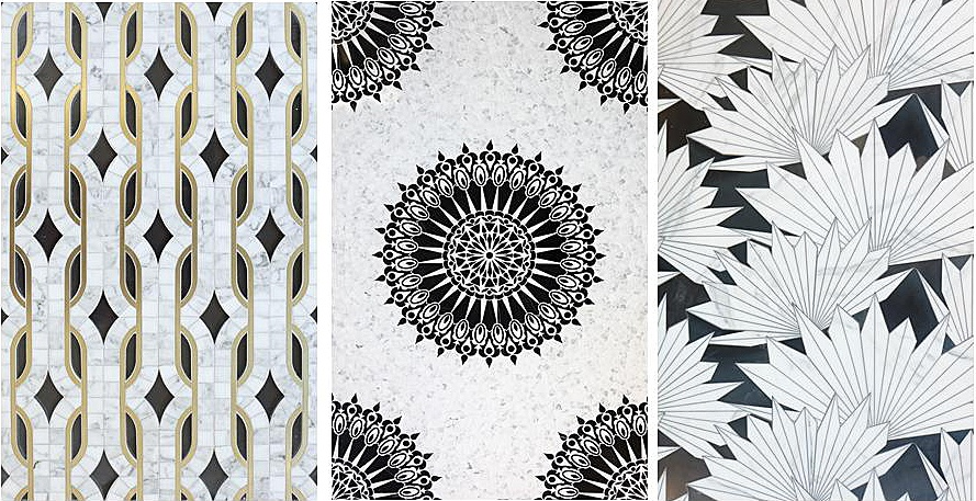 Mosaique Surface Tile
