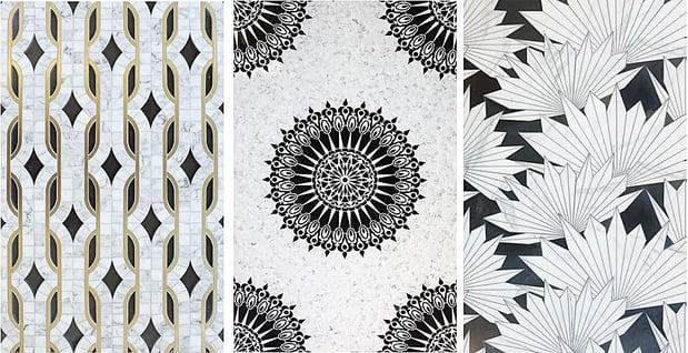 Blazysgérard and Mosaïque Surface