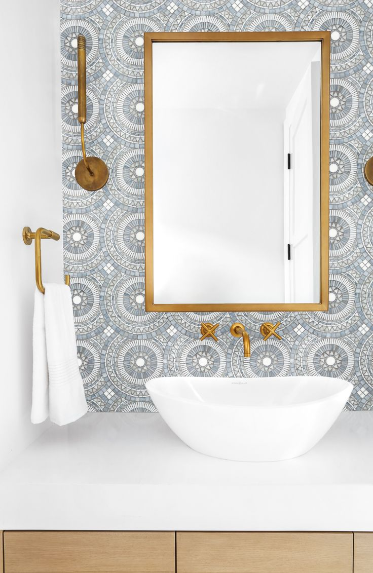 - How To Make Your Powder Room Pop
