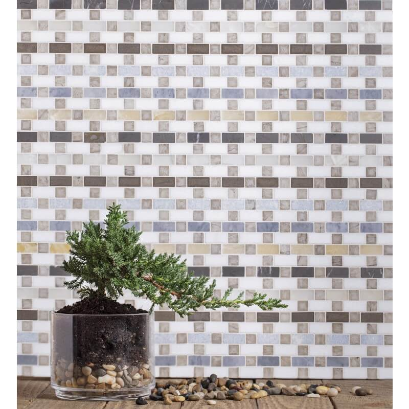 Tessuto Smoke by Artistic Tile