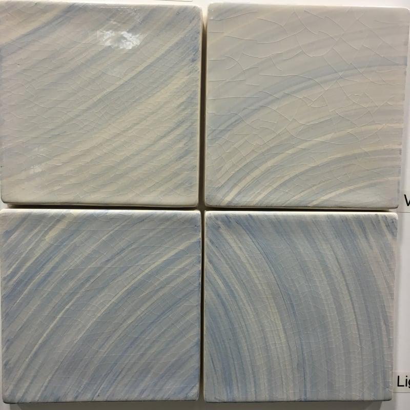 Brush Stroke Tile Curves