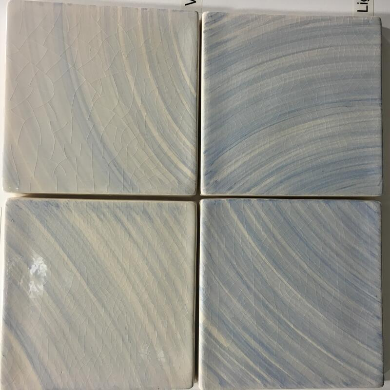 Brush Stroke Tile Curves