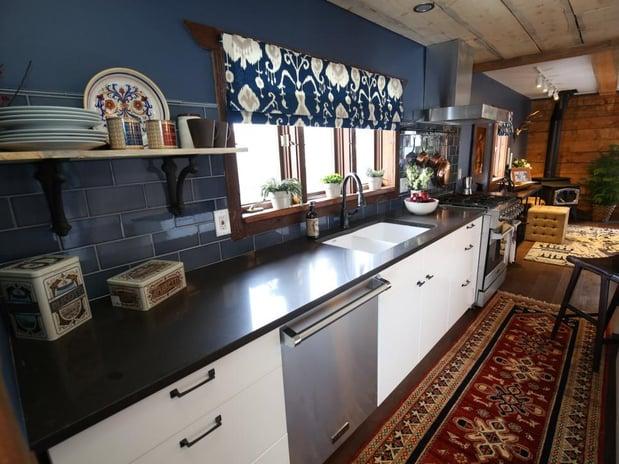 Rustic Kitchen Renovation