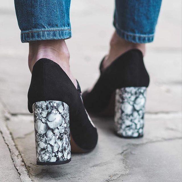 marble-heels