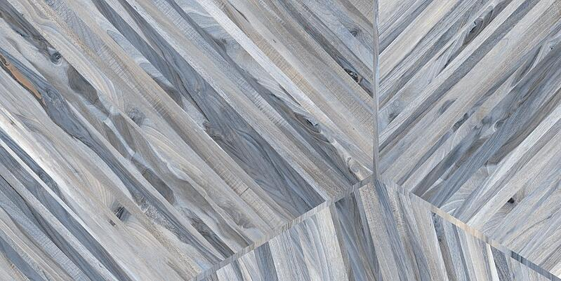 P Kauri Diagonal Blue Natural