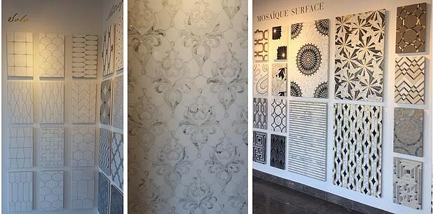 Mosaique Surface Showroom